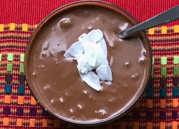 Quick Vegan Chocolate Pudding Recipelion Com