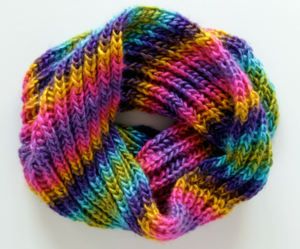 Brioche Knitting Tutorial and Cowl Pattern