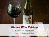 Malbec Wine Pairings: 21 Ideas for Appetizers, Pasta, Grilling, and More