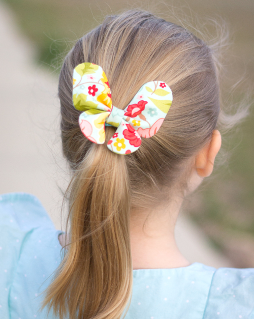 Thirty Minute Butterfly Bow