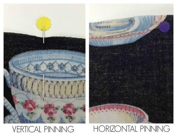 How to Pin a Sewing Pattern