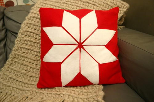 Christmas DIY Cushion Cover