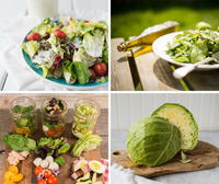 How to Make Homemade Salad Dressing: 6 Basic Salad Dressing Recipes