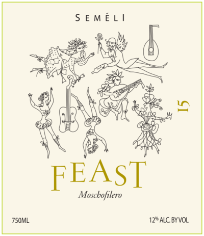 Semeli Feast Moschofilero 2015
