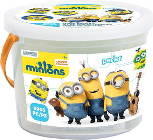 Summer's Hottest Minions Perler Beads Kit Giveaway