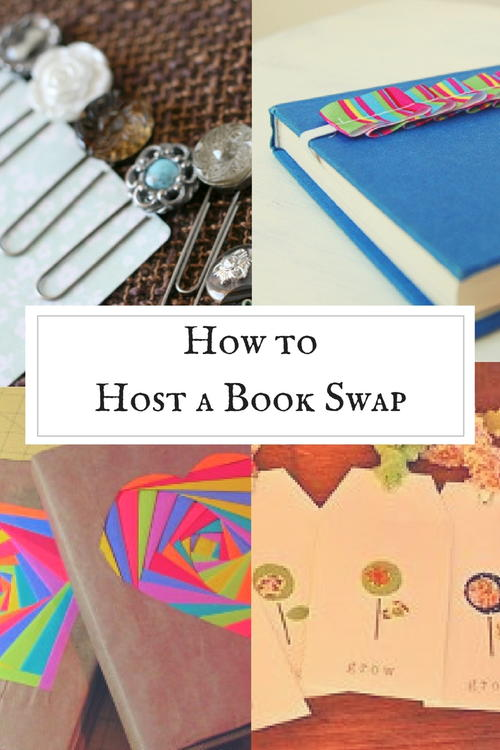 How to Host a Book Swap 10 Steps for a Pleasant Party