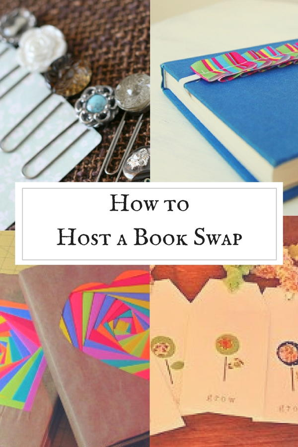 How to Host a Book Swap: 10 Steps for a Pleasant Party