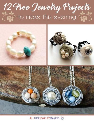 How to Make Resin Jewelry | AllFreeJewelryMaking com