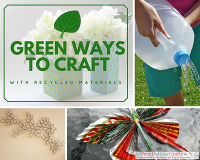 Green Ways to Craft