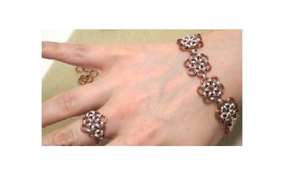 Japanese 12-in-2 Bracelet and Ring