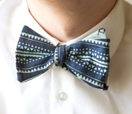 Father's Day DIY Bow Tie