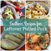 9 Southern Recipes for Leftover Pulled Pork