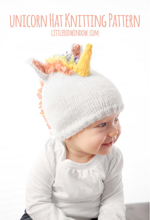 8a82b3c8281 Magical Unicorn Hat