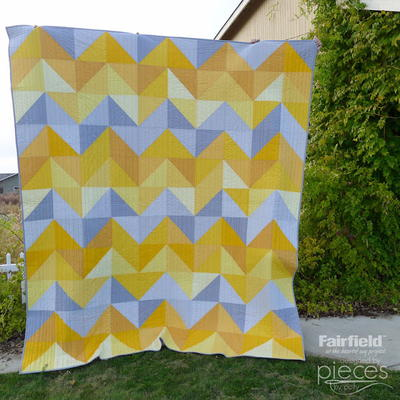 image relating to Free Printable Chevron Quilt Pattern named 20+ Simple Chevron Quilt Styles