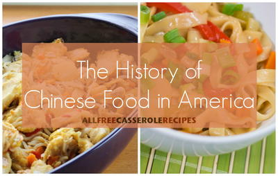 The History of Chinese Food in America