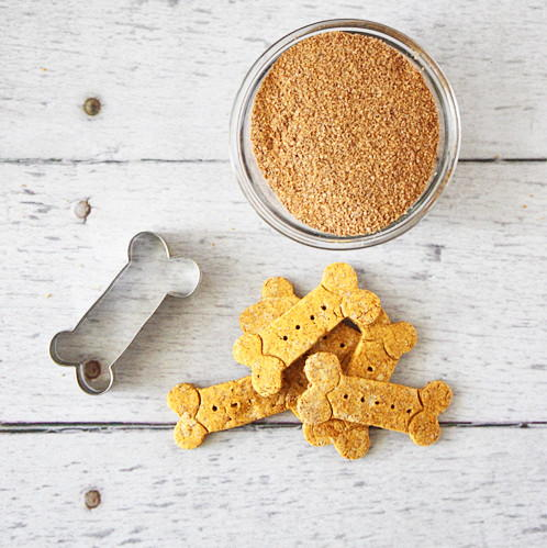 Pumpkin Peanut Butter Dog Treat Recipe