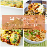 14 Vegetarian Casserole Recipes