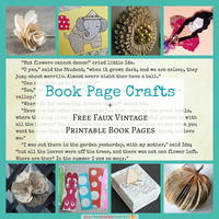 photo relating to Vintage Book Pages Printable called Variety of Printable E-book Webpages