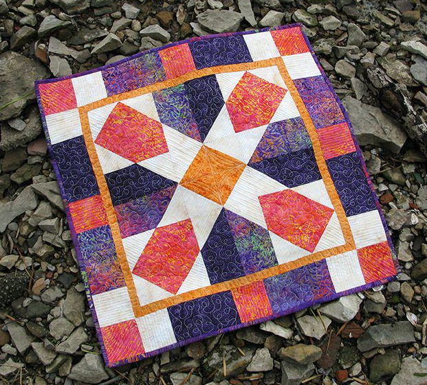 Seaside Table Topper Tutorial Favequilts Com