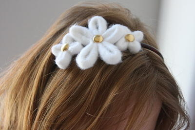 Marc Jacobs DIY Headband