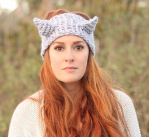 Cat Ears Headband DIY Pattern