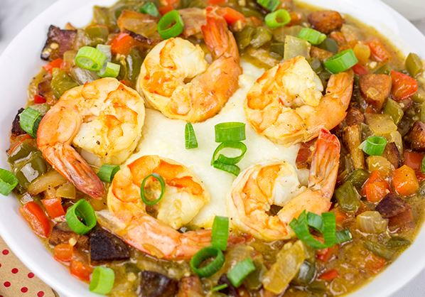 Classic Charleston Shrimp and Grits Recipe