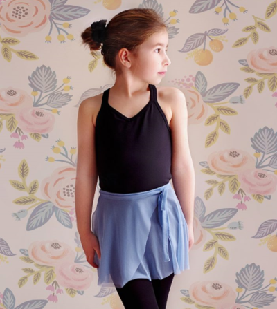 One Yard DIY Ballet Skirt