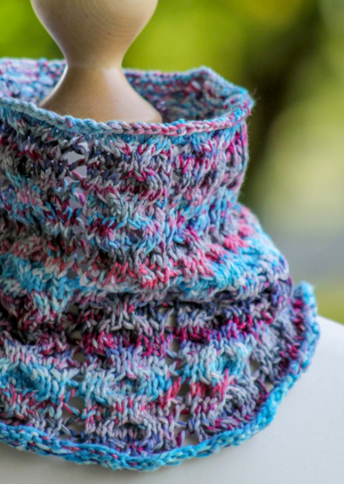 Reflecting Pool Cowl Pattern