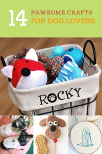 14 Paw-some Crafts for Dog Lovers
