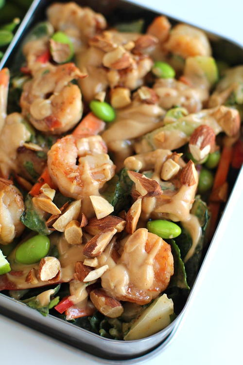 Shrimp Crunch Salad