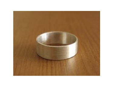 How to Make a Simple Silver Ring