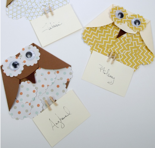 Harry Potter-Inspired Owl Letter Carriers