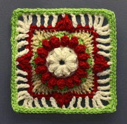 Be the Light Granny Square Pattern