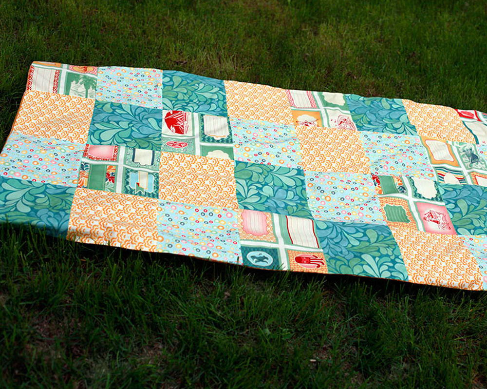 Picture Perfect Picnic Quilt Favequilts Com