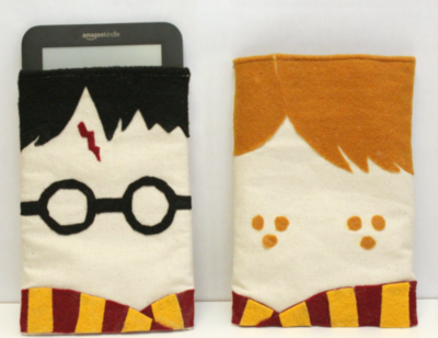Potter Pals eReader Covers