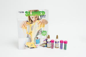 The Greatest DIY Slime Kit Giveaway