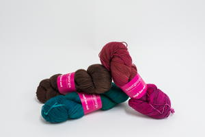 Sweet Pomegranate Yarn Giveaway