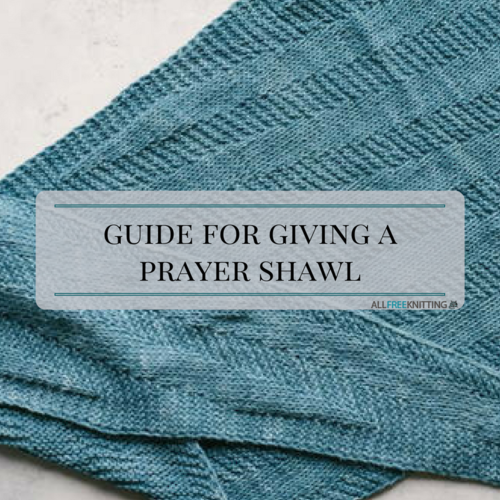 Guide for Giving a Prayer Shawl