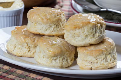 Better Buttermilk Biscuits