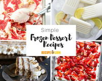 29 Simple Frozen Desserts