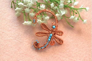 Stunning Dragonfly Ear Cuff Tutorial