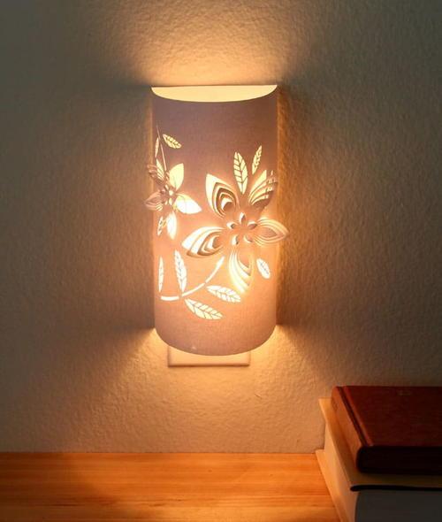 Unique DIY Night Light Design AllFreePaperCraftscom