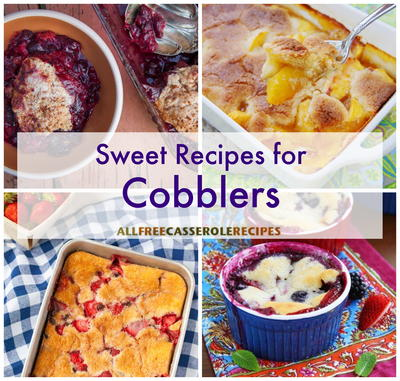 27 Sweet Recipes for Cobblers