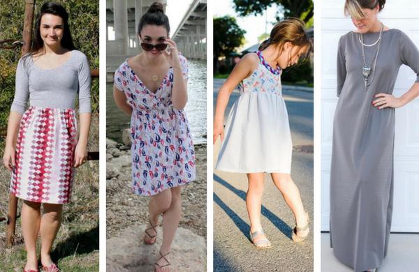85221b624c1a Beautiful Beginner DIY Dresses  24 Easy Dress Patterns ...