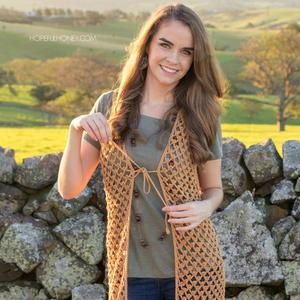 48 Crochet Vest Patterns | AllFreeCrochet com