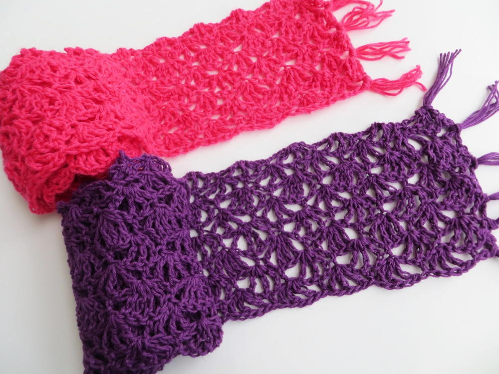 25 crochet scarf patterns for Fave crafts knitting patterns