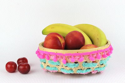 Funky Fruit Bowl