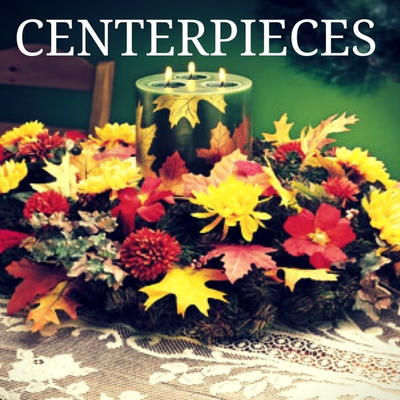 20 Thanksgiving Craft Centerpieces