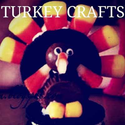 16 Turkey Crafts