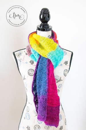 Waves of Enchantment Scarf